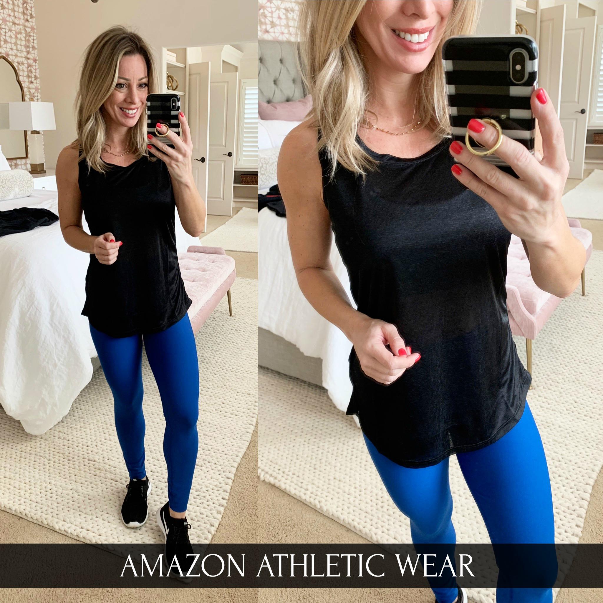 amazon athletic wear