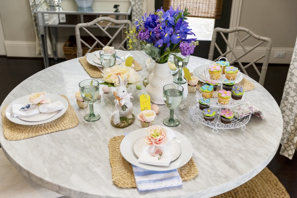 Easter Brunch Decor