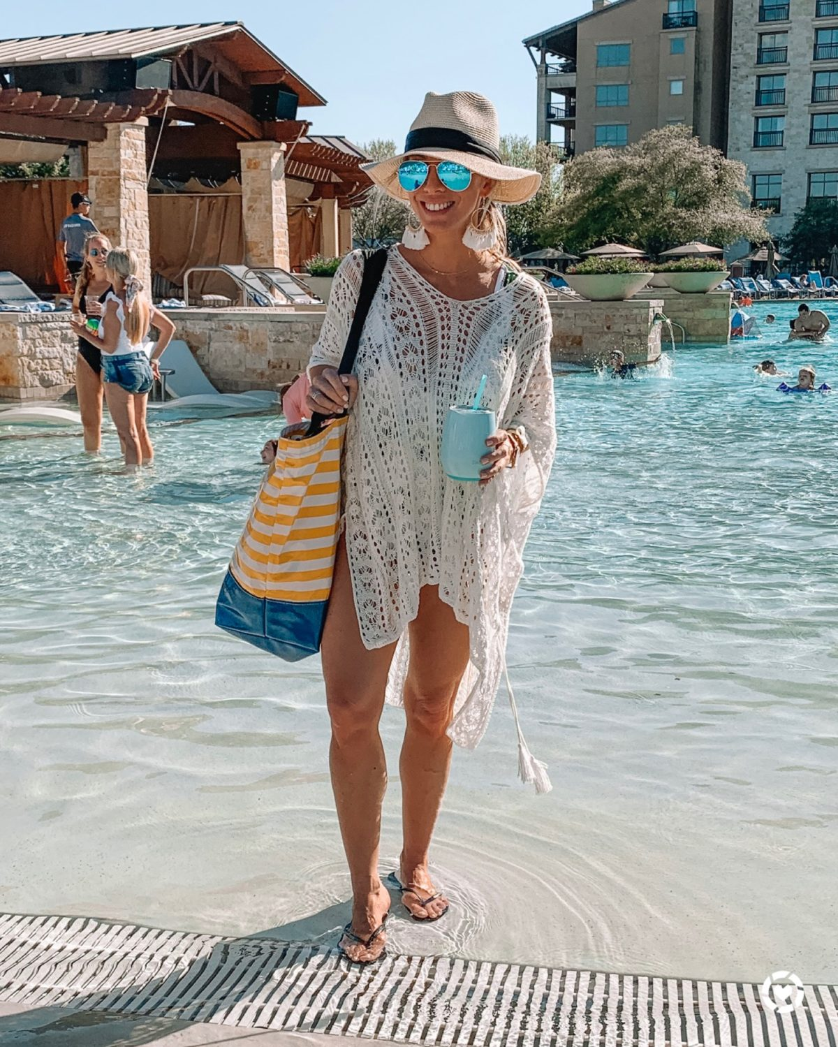 Amazon Fashion Prime Day Haul - Poolside outfit