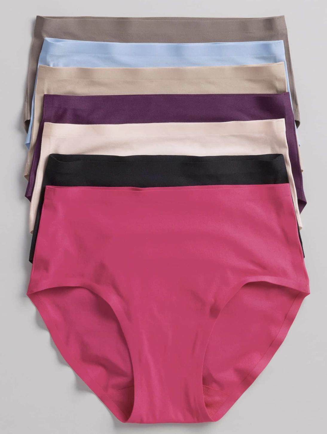 best seamless undies