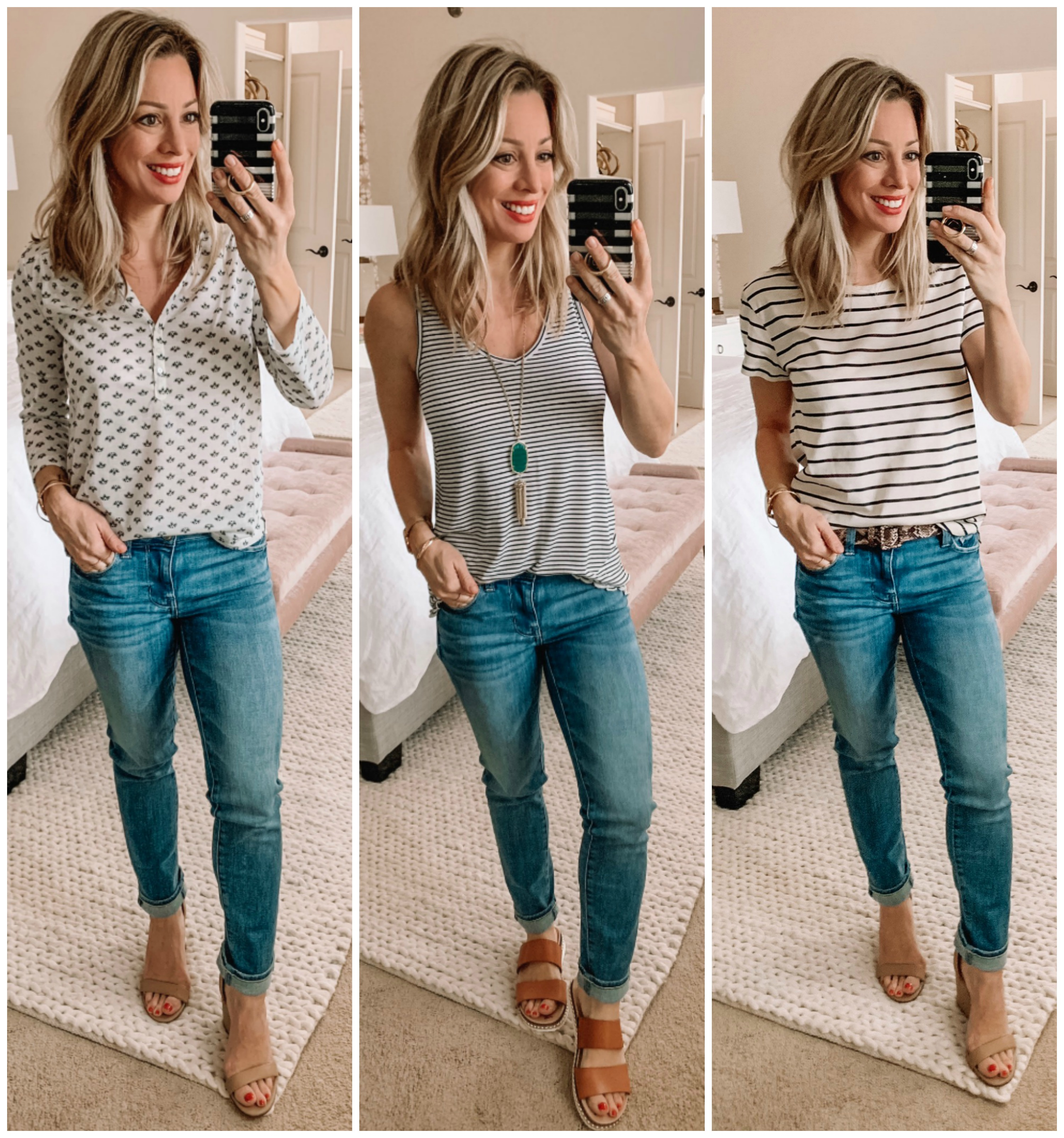 Spring Neutral Outfits