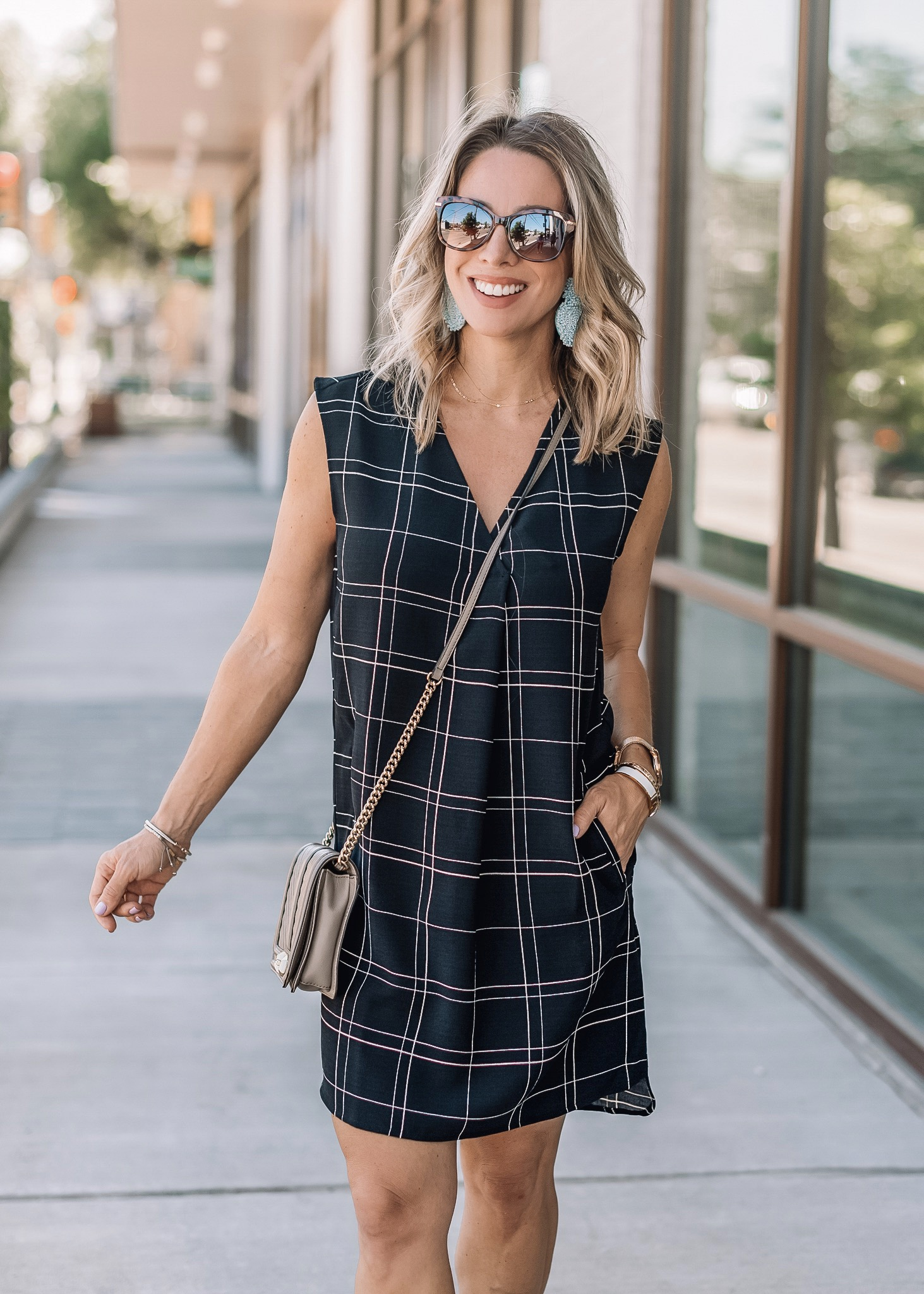 Leith Shift Dress