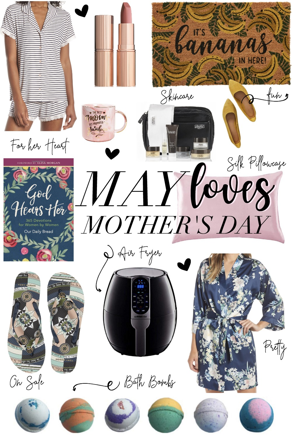 May Loves Mother's Day Gift Ideas