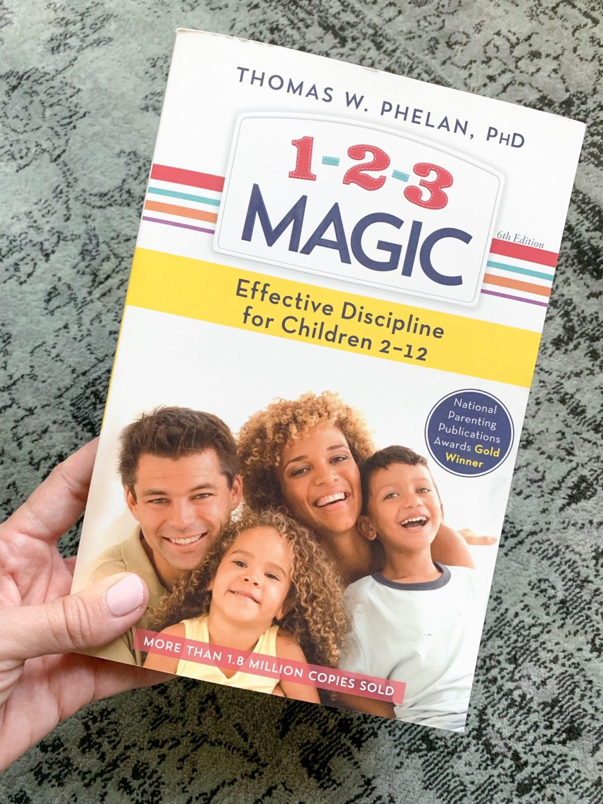123 Magic book