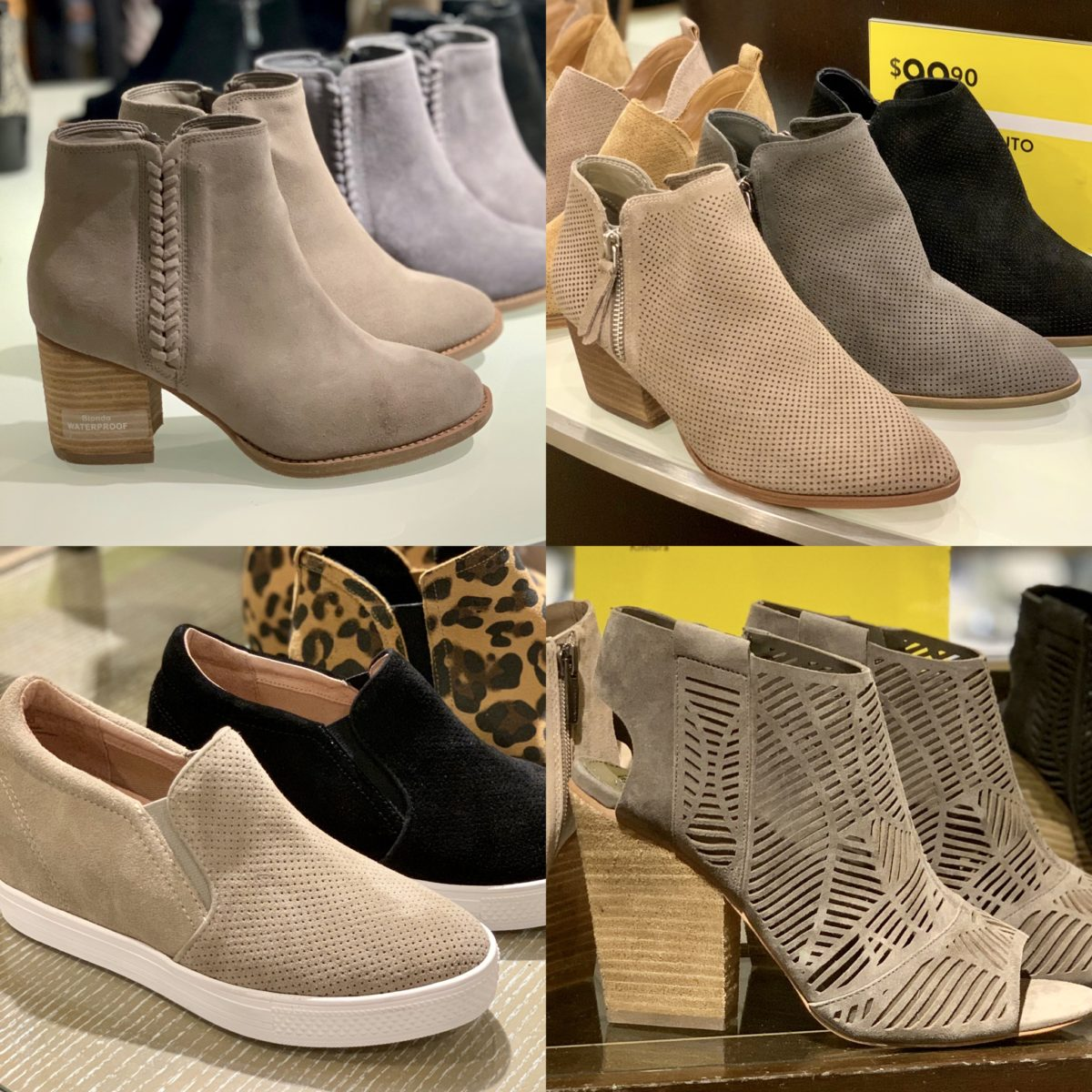 Nordstrom Anniversary Sale - Fall Booties