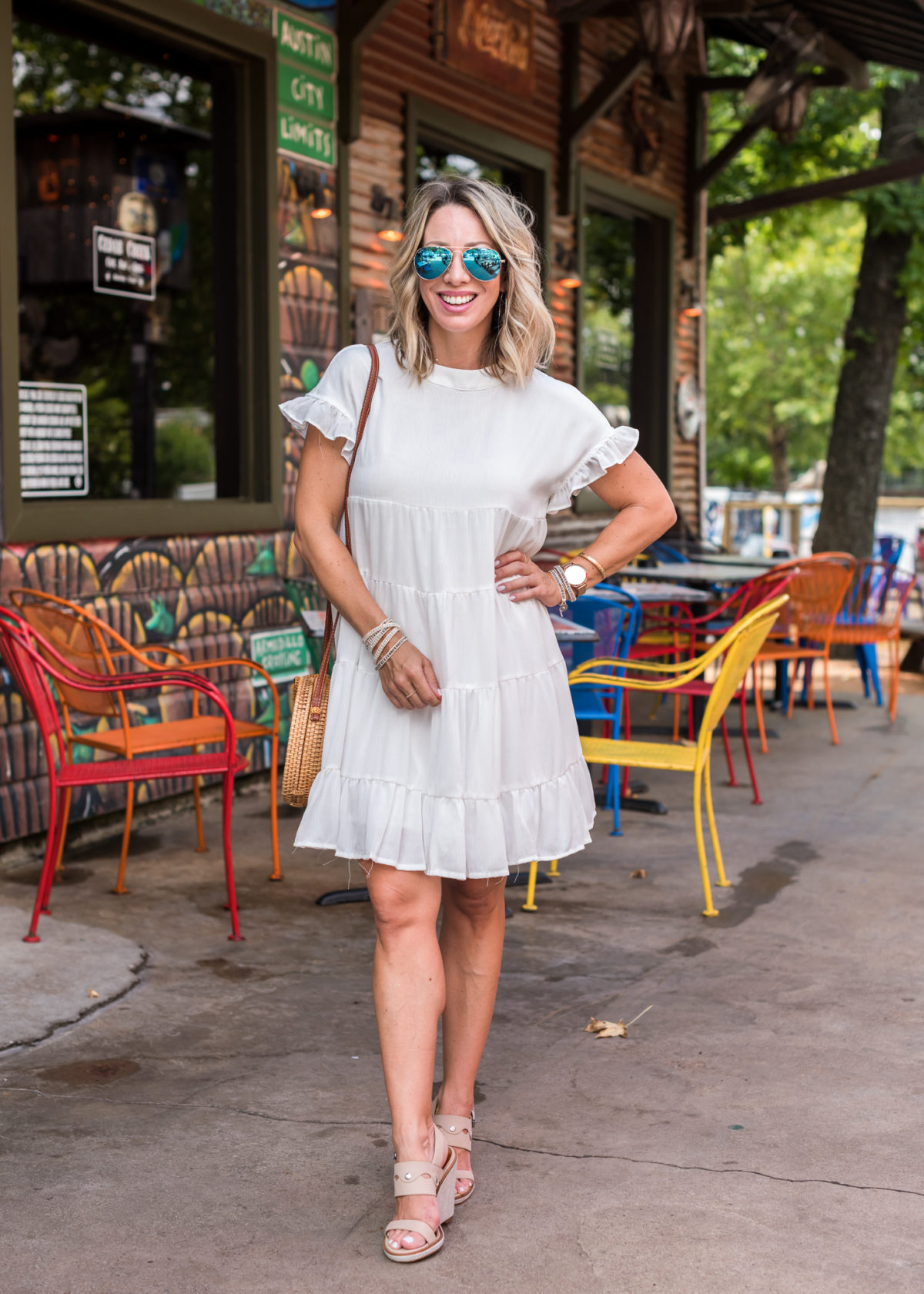 Amazon Prime Day - white dress