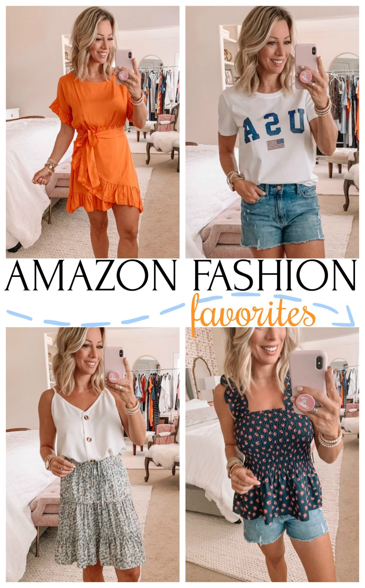 Amazon Fashion favorites