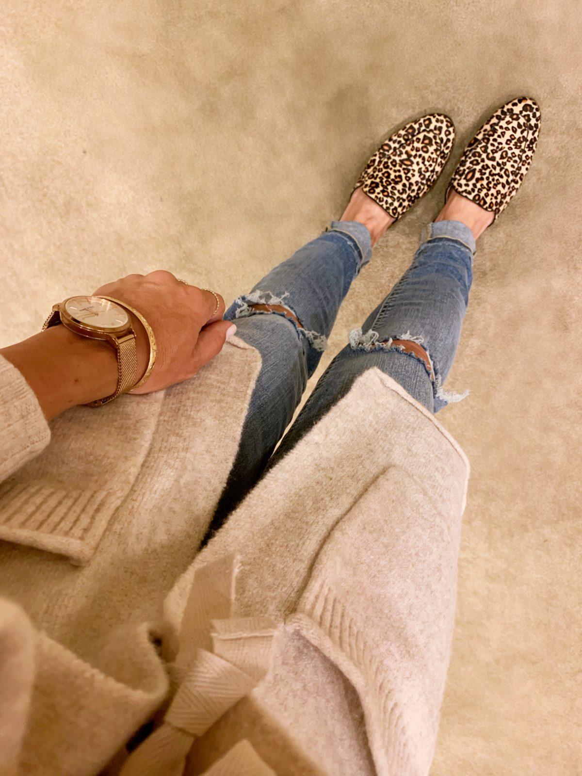 Nordstrom Anniversary Sale - leopard sandals