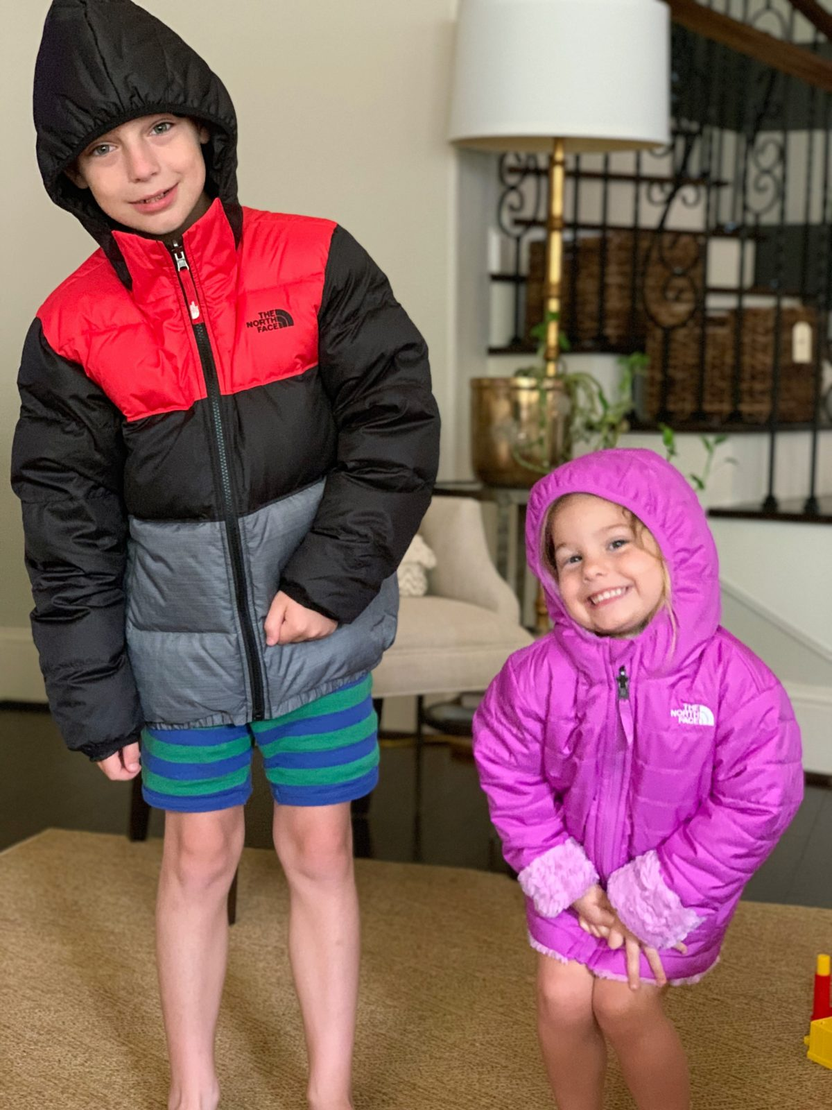 Nordstrom Anniversary Sale - The North Face reversible jackets for kids
