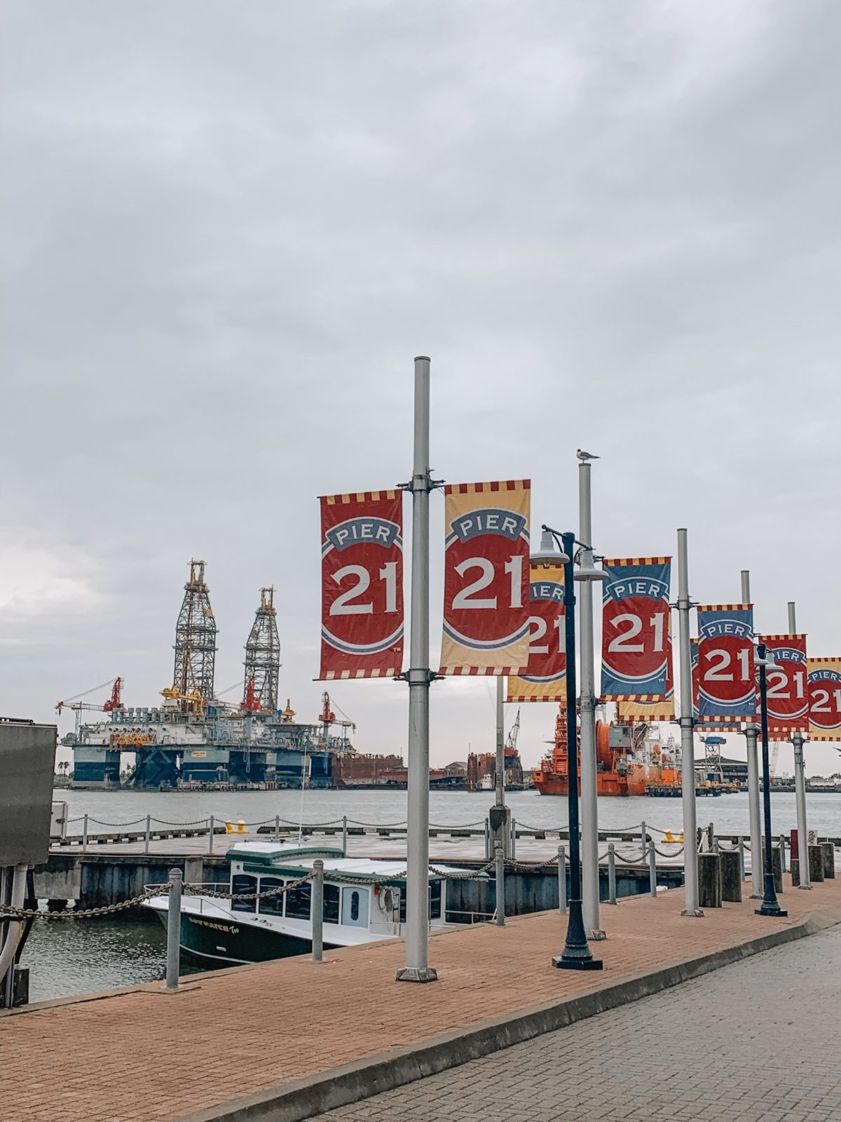48 Hours in Galveston - Pleasure Pier