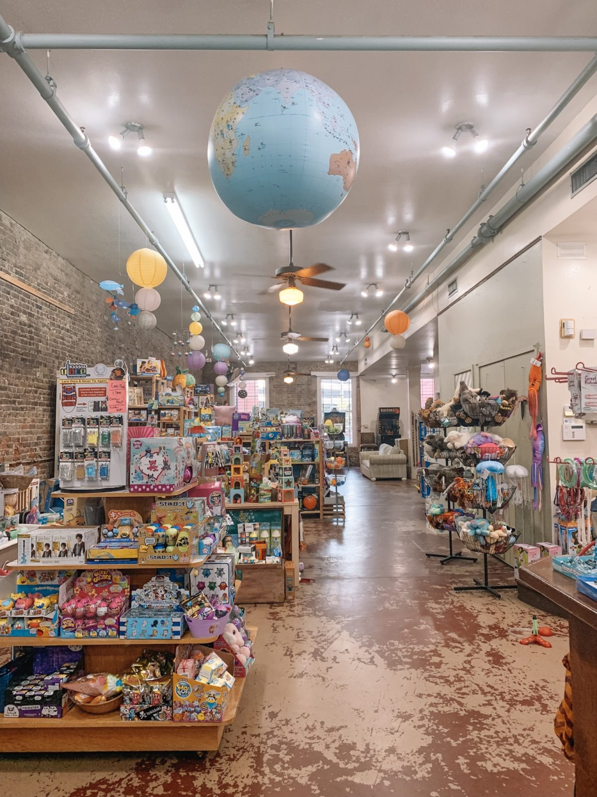 48 Hours in Galveston - Kids store