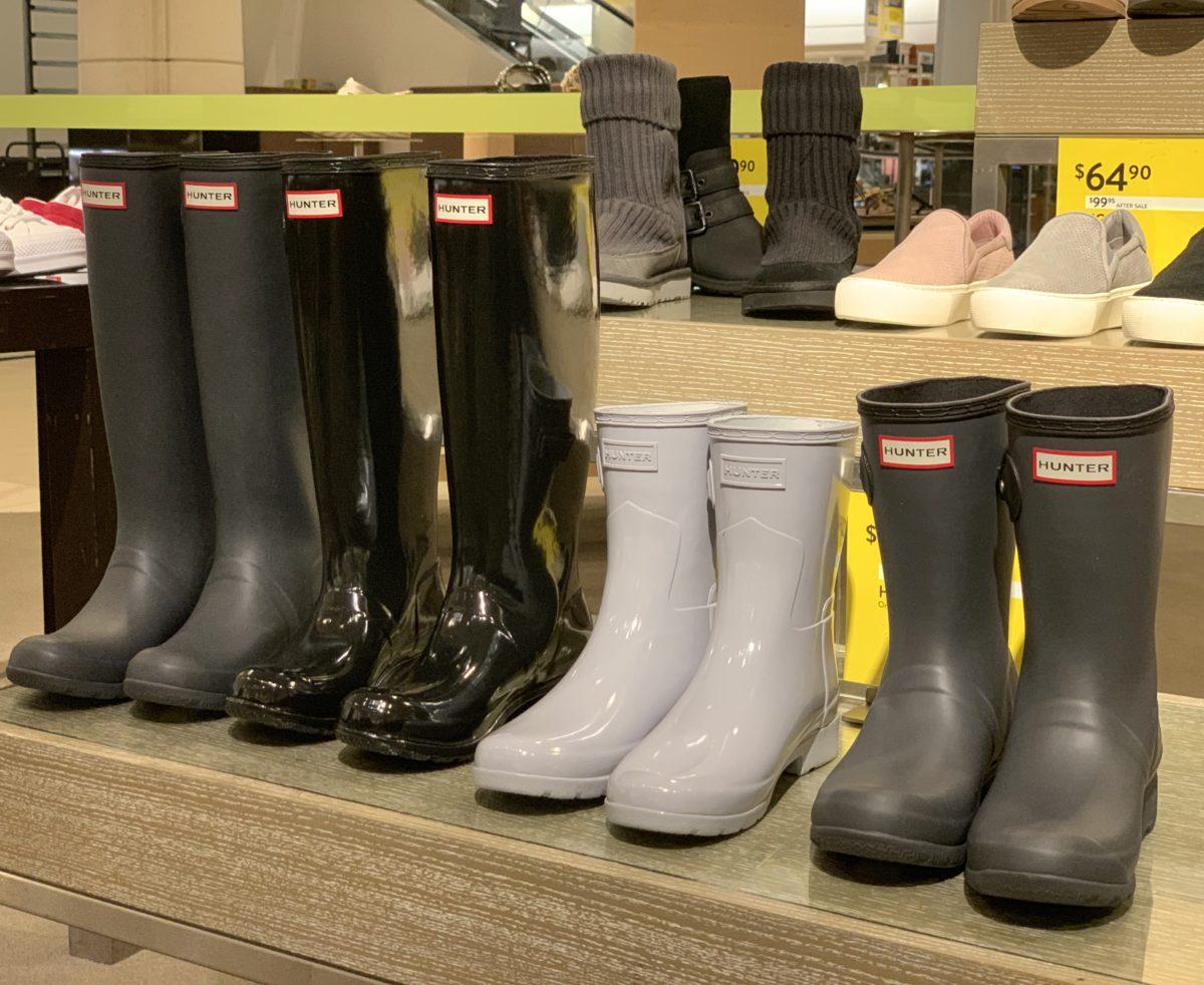 Nordstrom Anniversary Sale - hunter rain boots