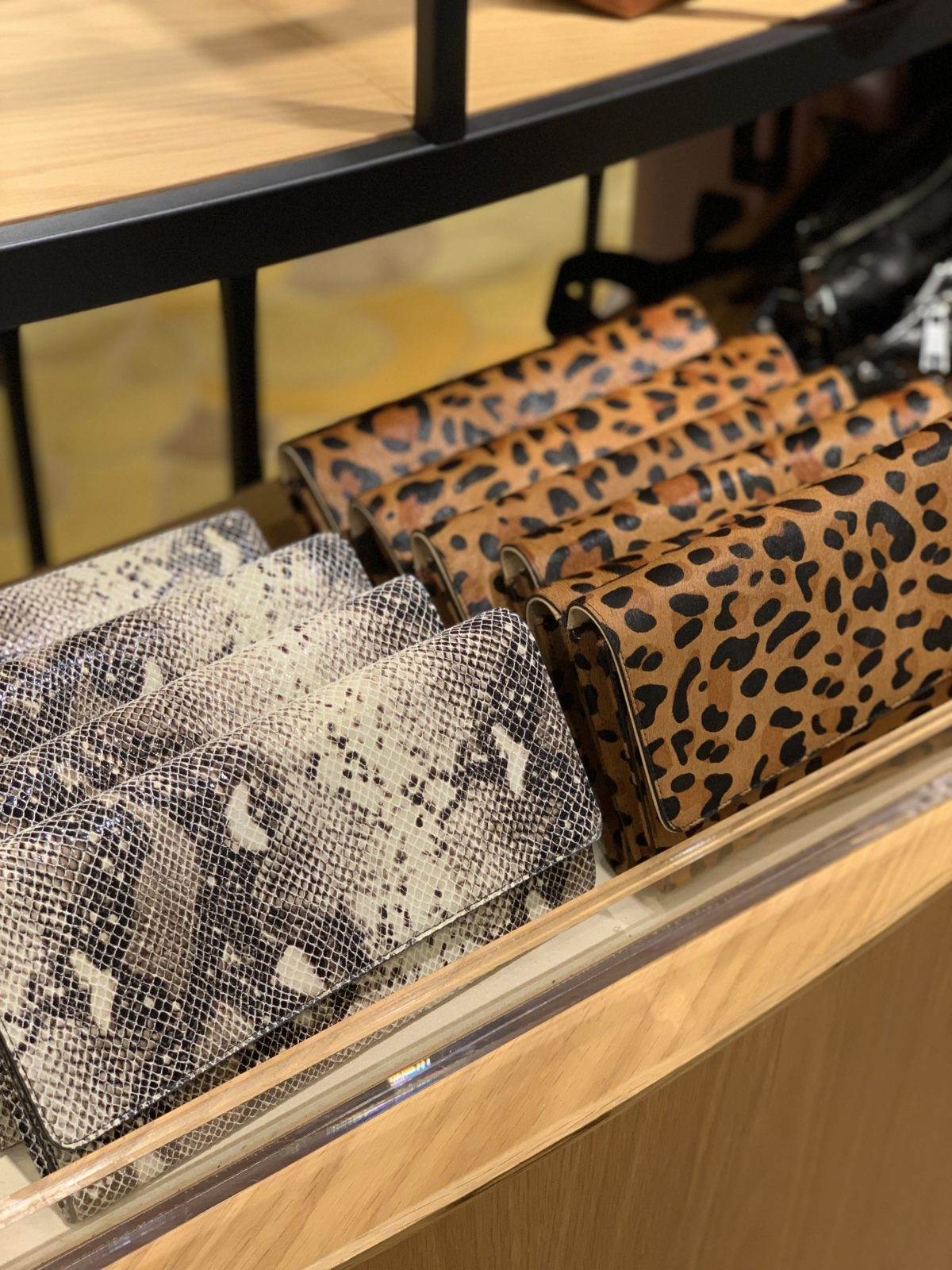 Nordstrom Anniversary Sale - Nordstrom snakeskin and leopard clutches