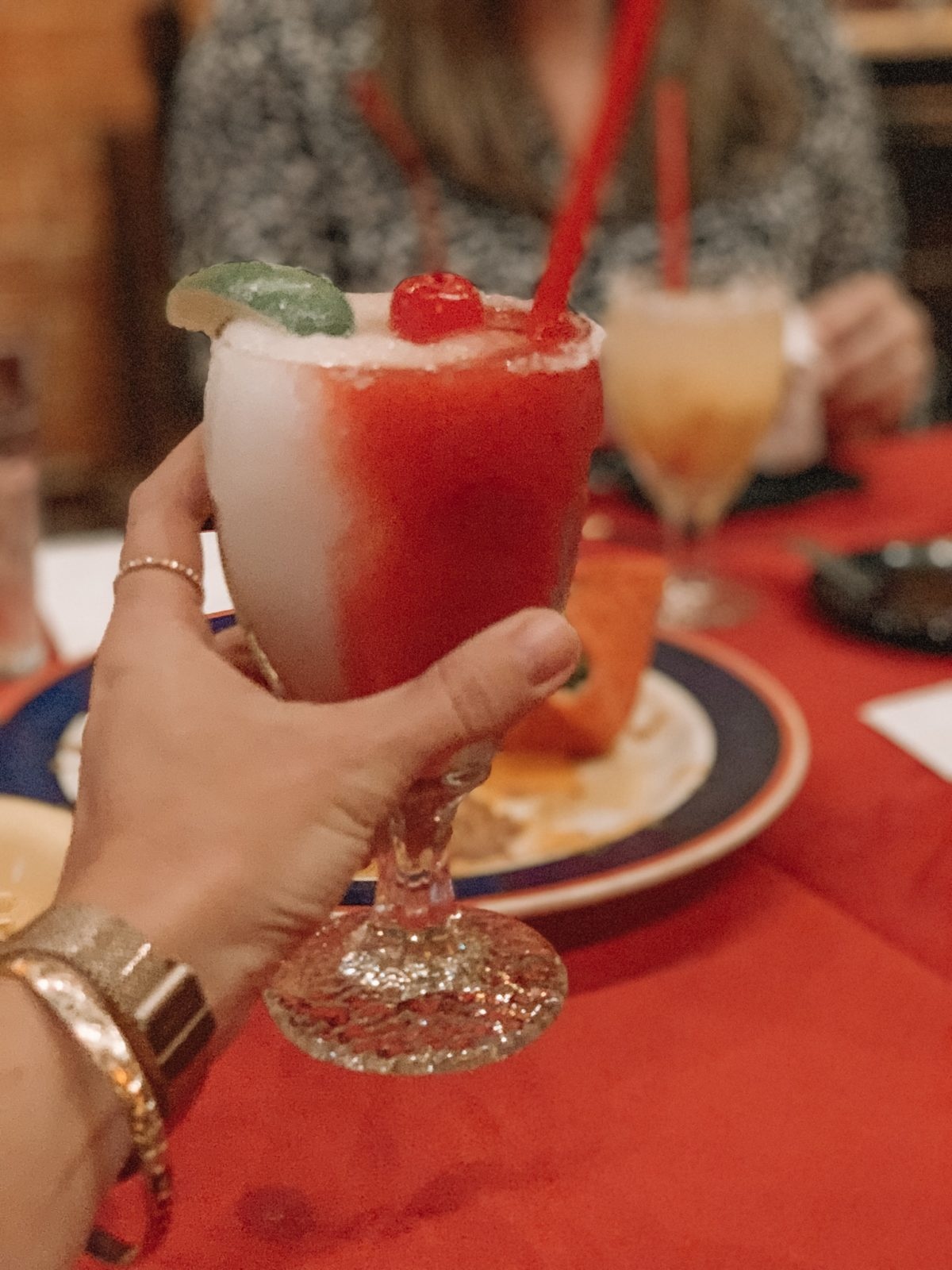 48 hours in San Antonio - Margarita