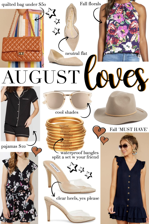 August LOVES