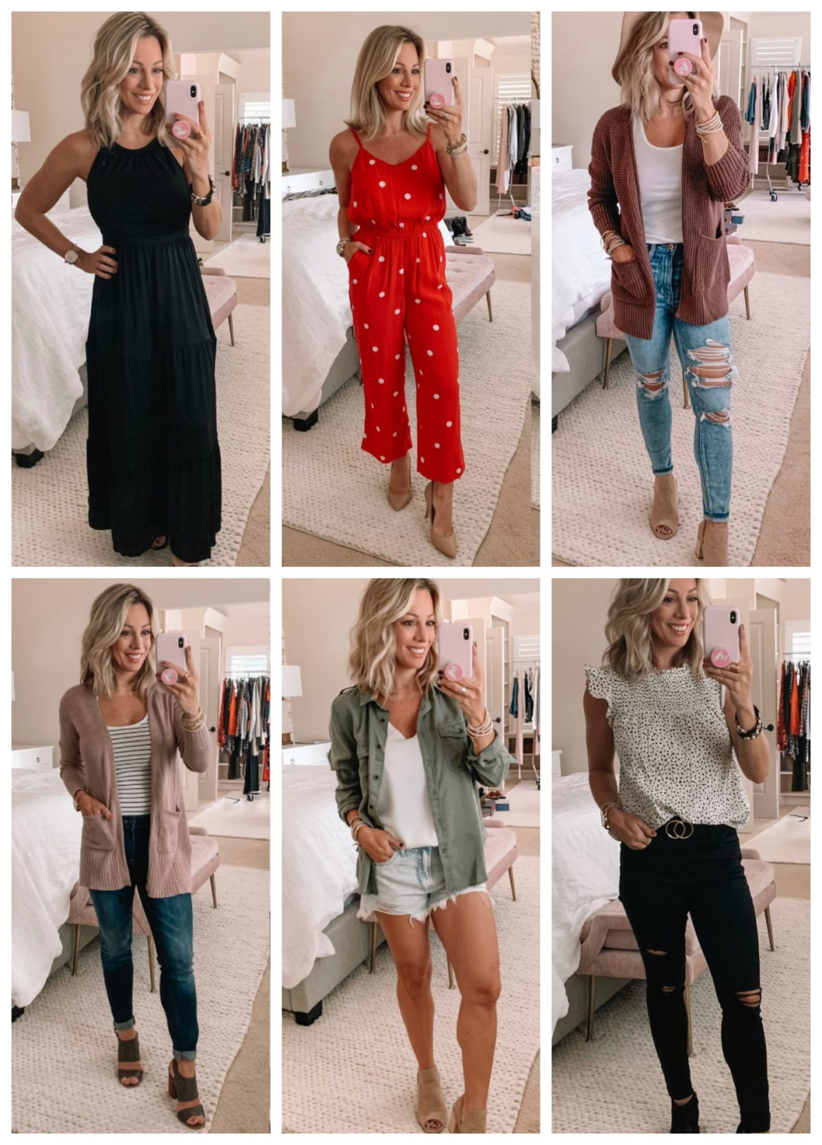 Dressing Room Outfits