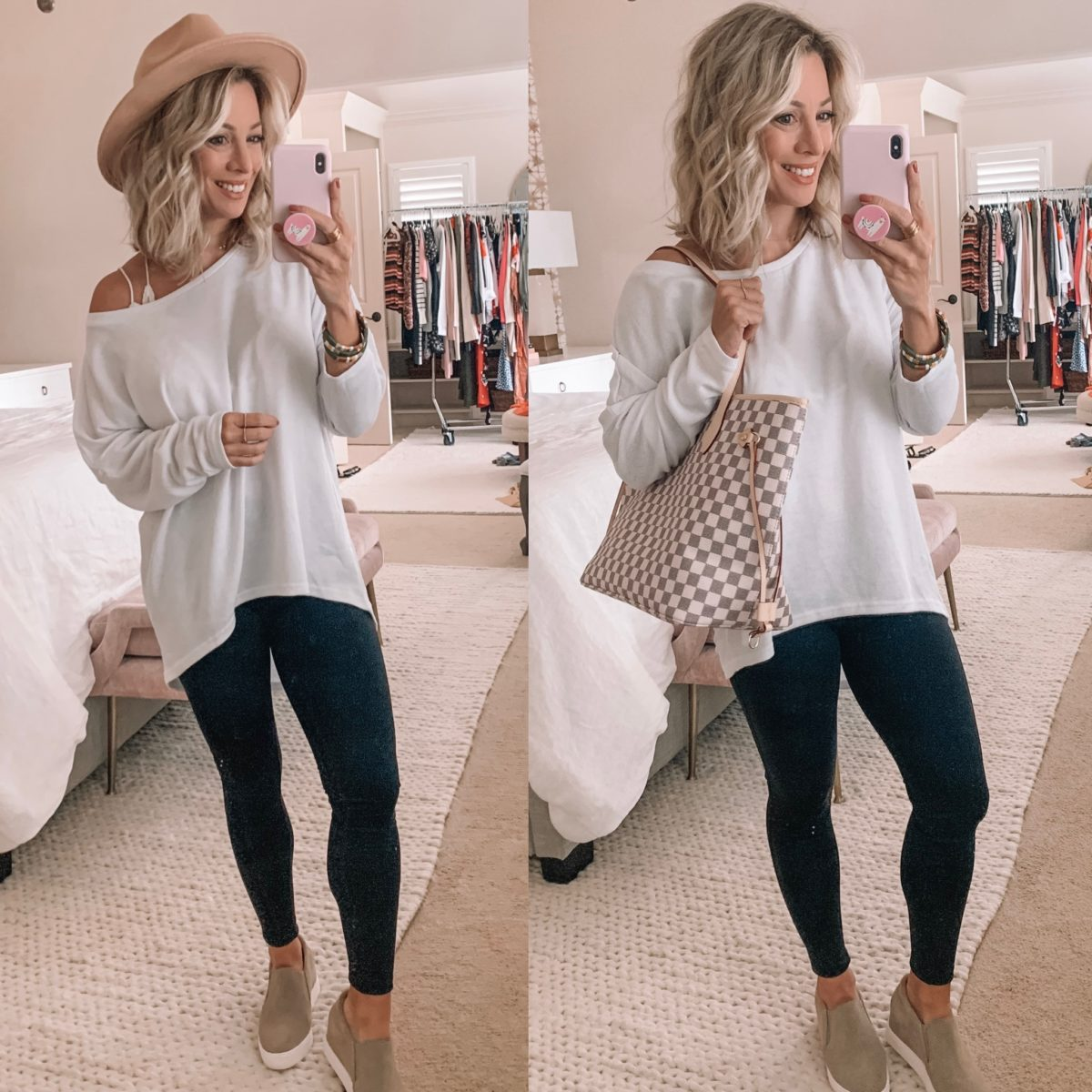 Amazon Oversized Long Sleeve Top
