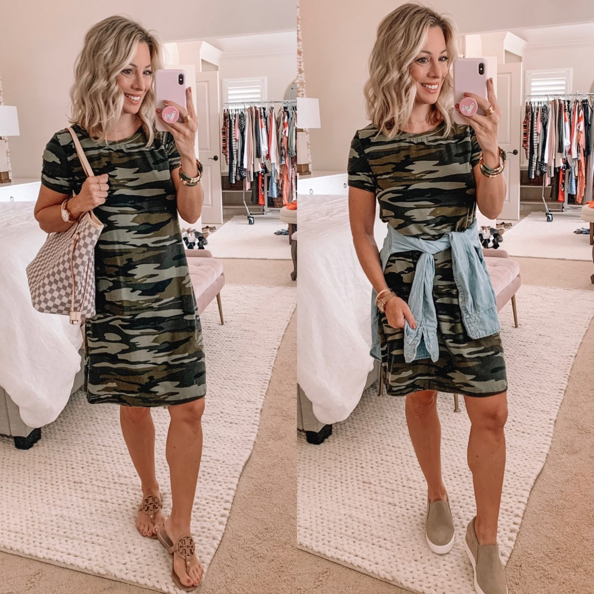 Amazon Camo Dress
