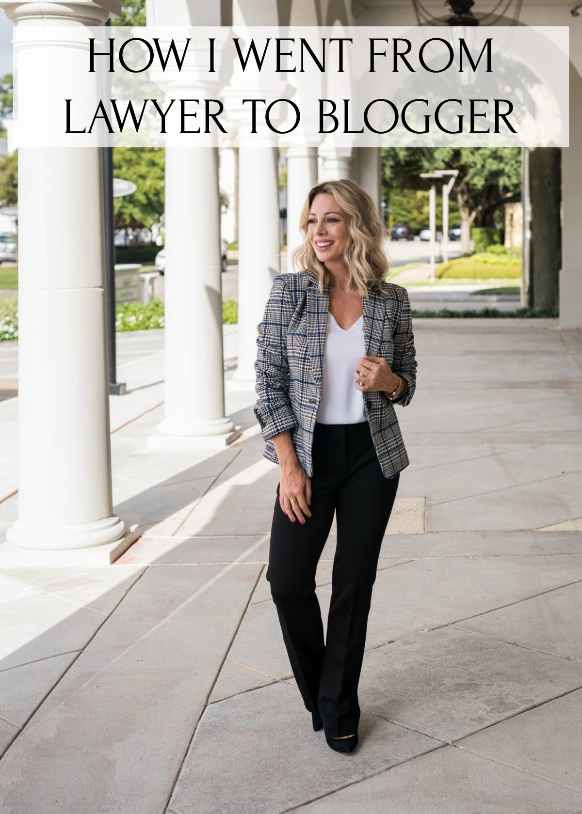 How to go from Lawyer to Blogger