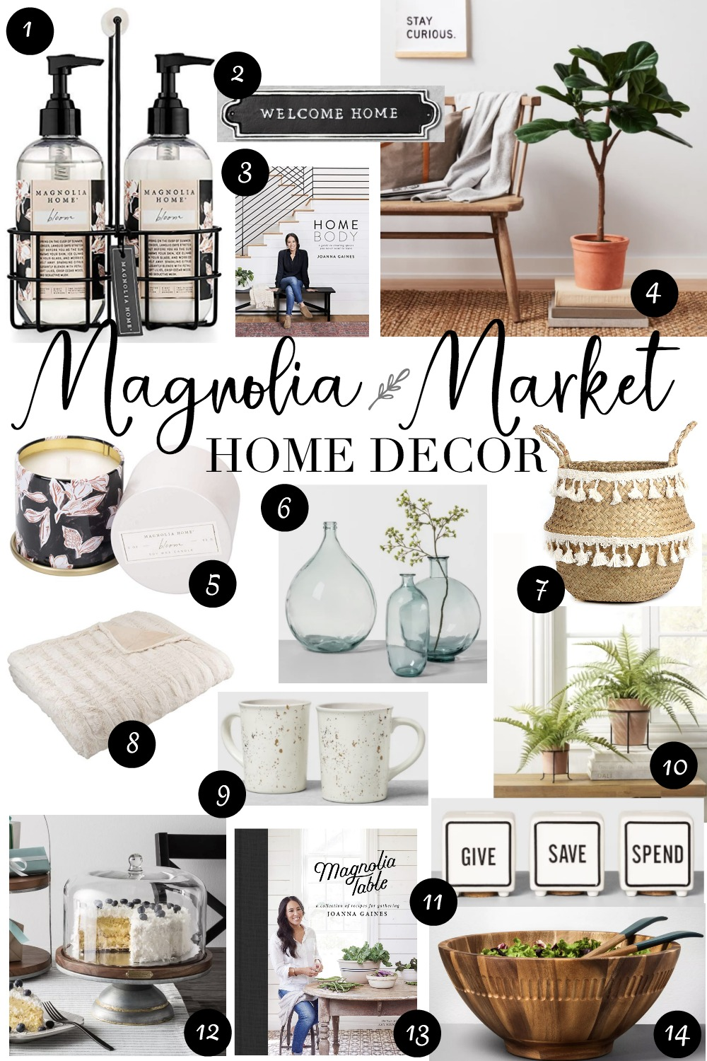 Magnolia Market Home Decor