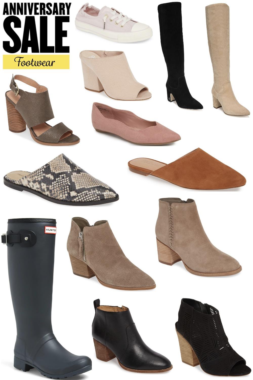 Nordstrom Anniversary Sale - Footwear