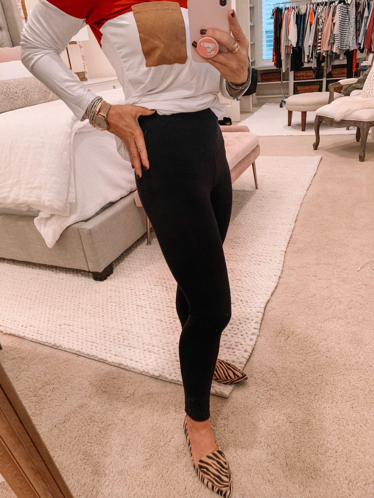 Amazon fashion haul, leggings