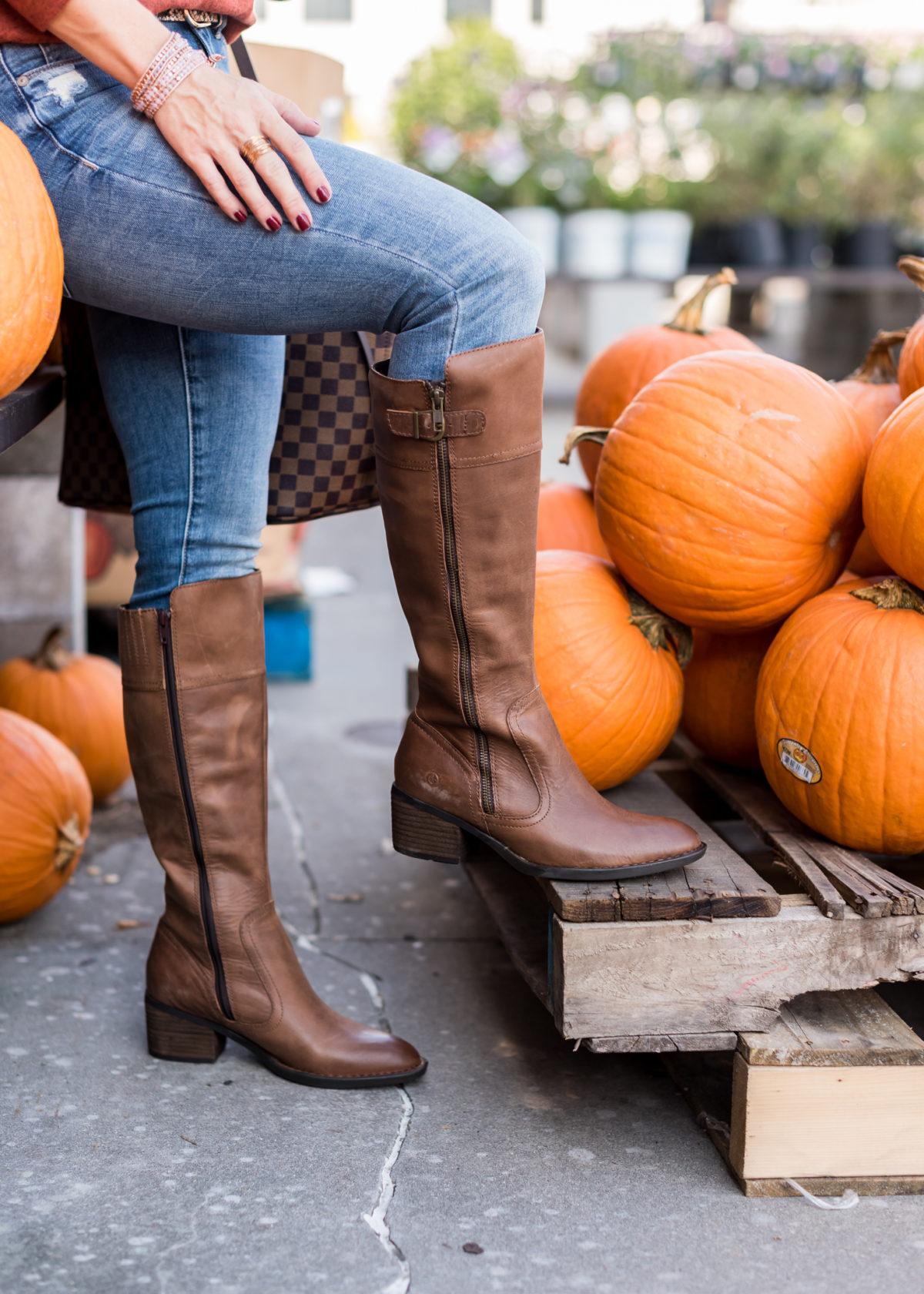 Nordstrom Rack- Knee Boots