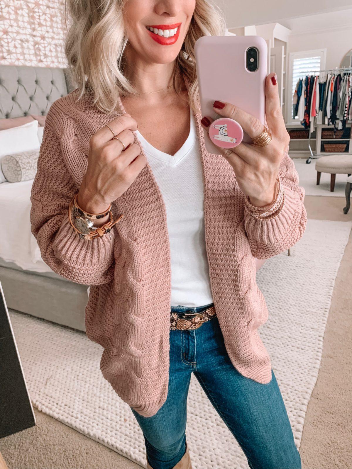Amazon Prime Fashion-Chunky Cardigan