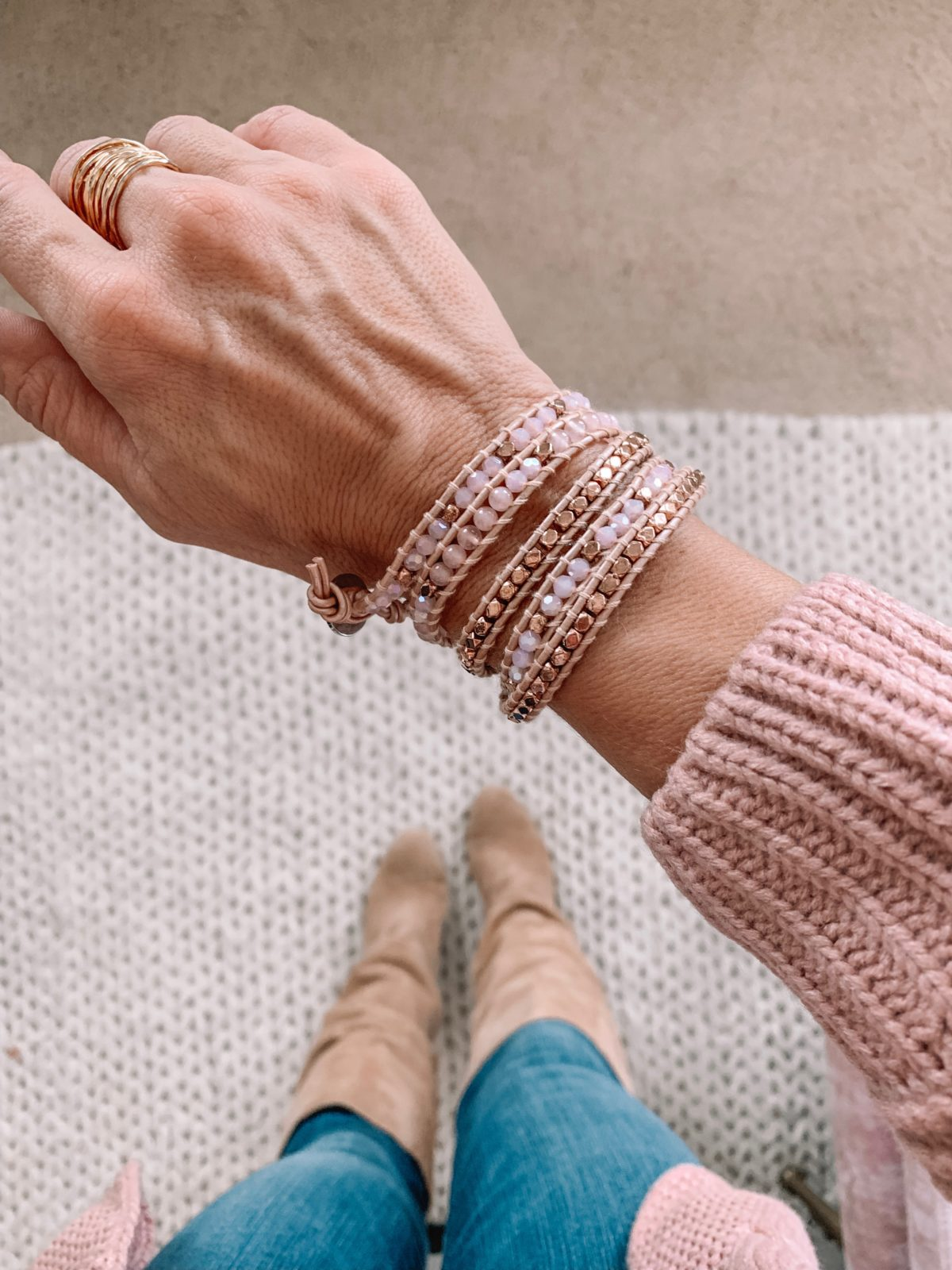 Victoria Emerson Wrap Bracelets on Sale