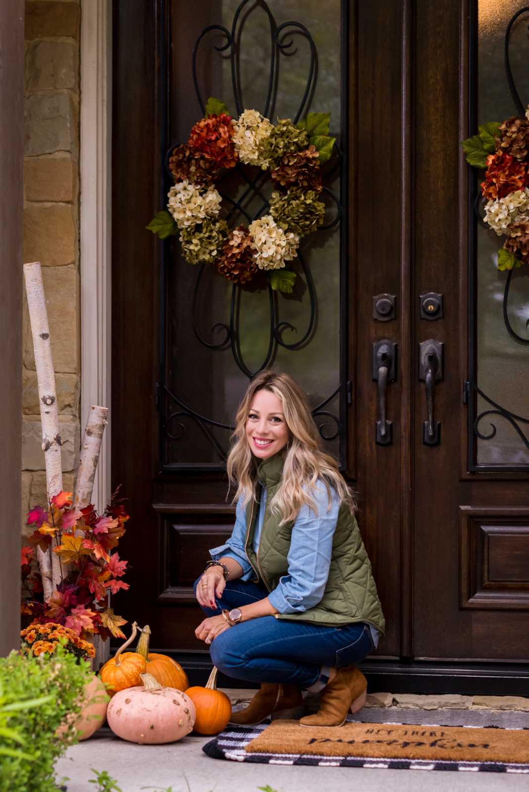 Decorating for Fall with Amazon Prime