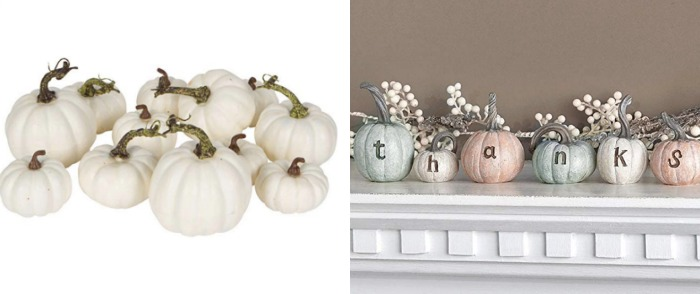 Fall Home Decor from Amazon PRIME