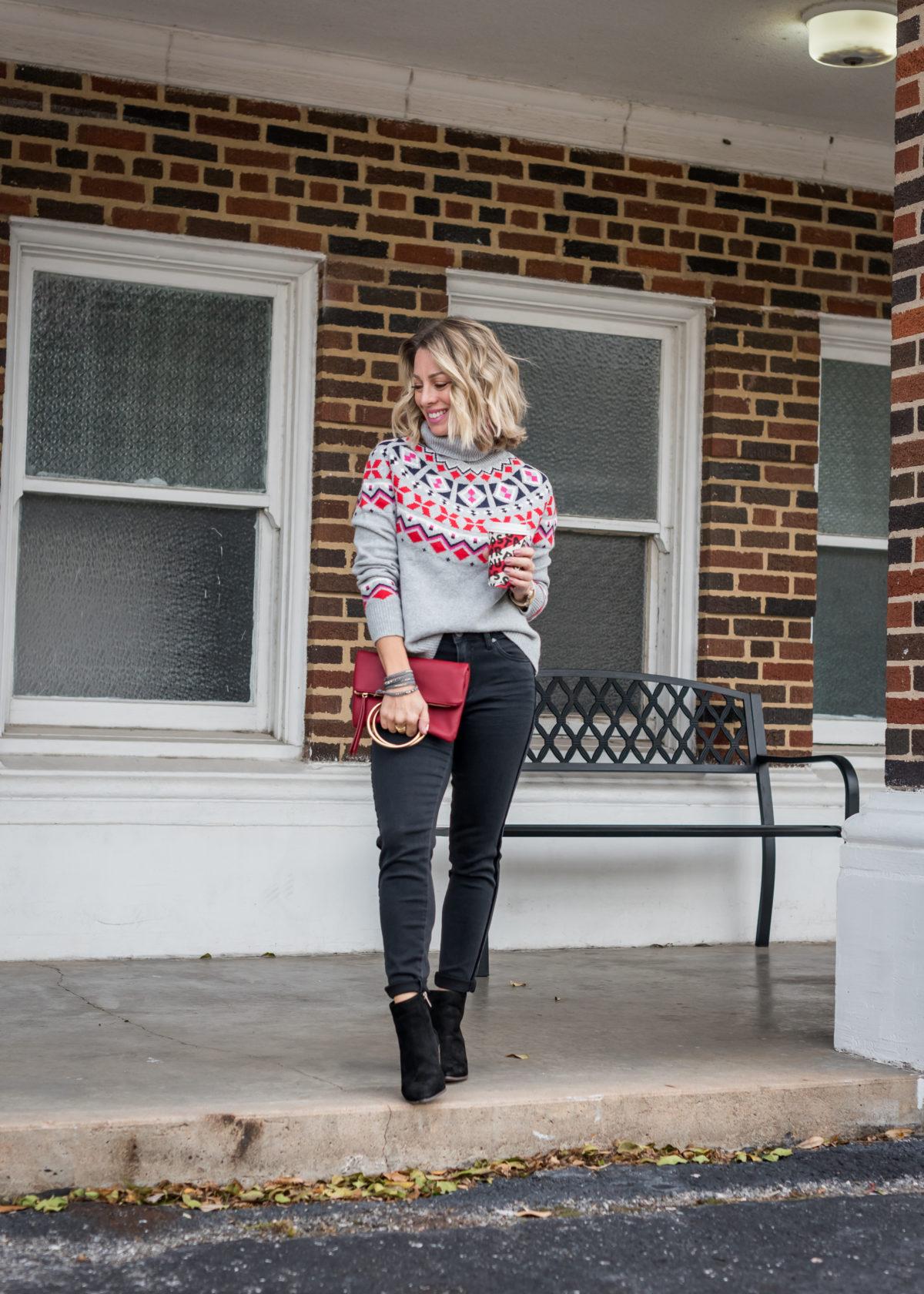 Fall Styles | New Jeans, Sweaters & Jean Jackets