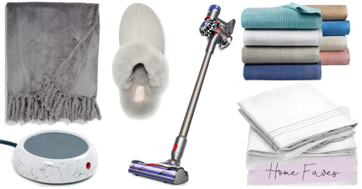 Fave Things - household items