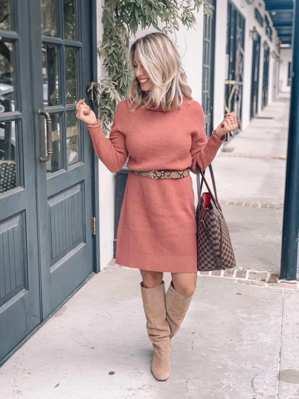 Amazon Sweater Dress
