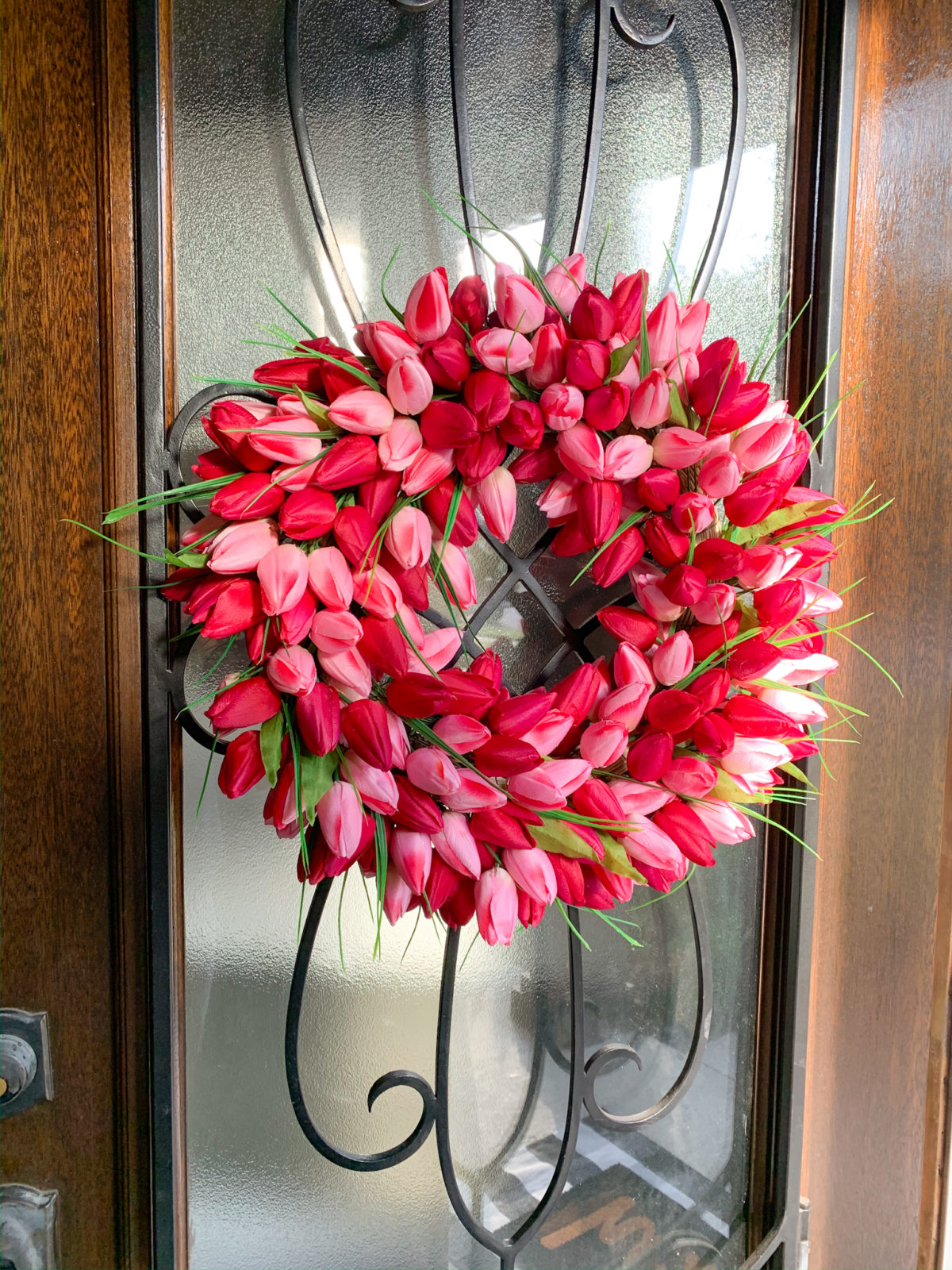 Amazon tulip wreath
