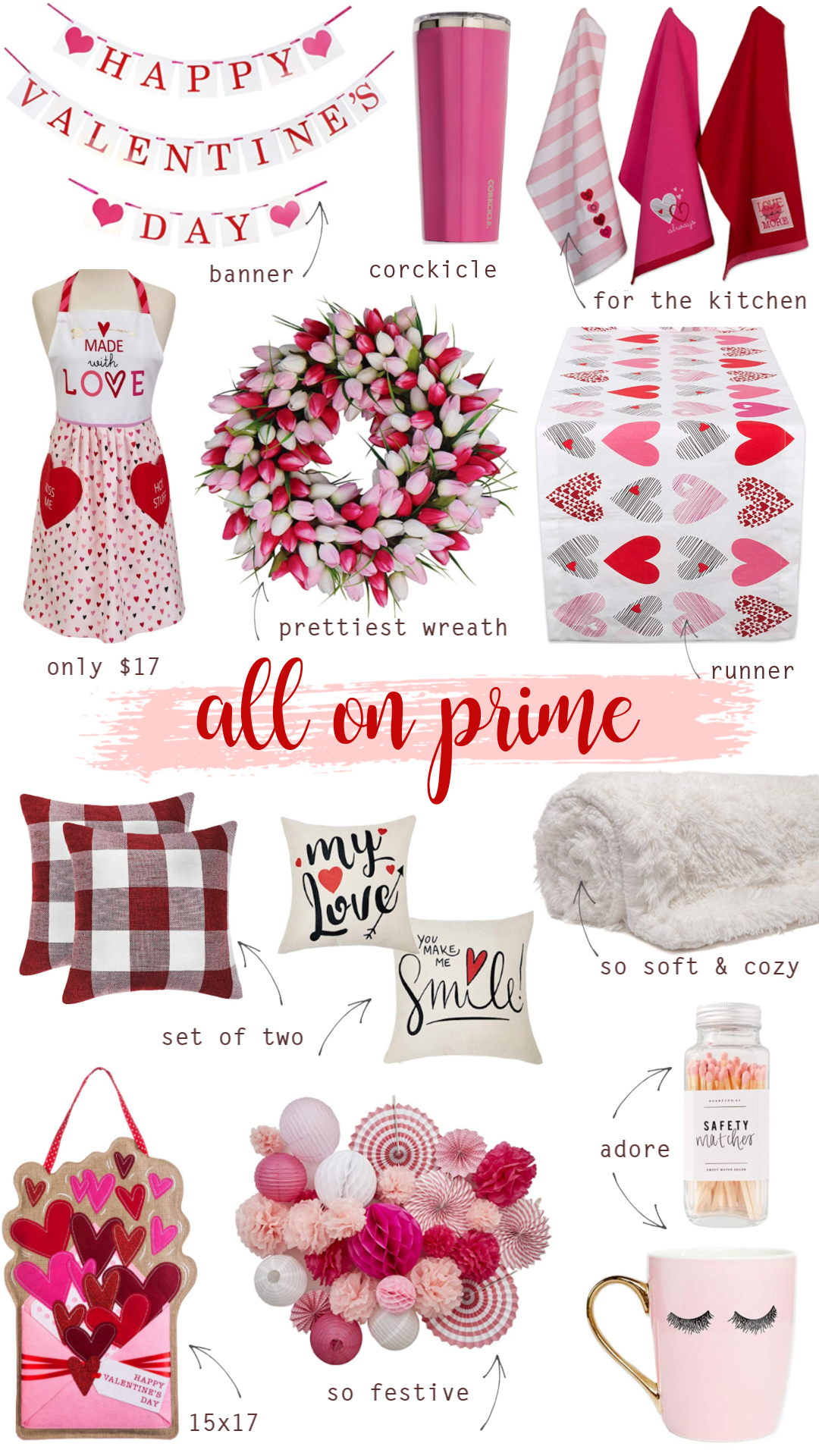 Valentine's Day | All on Prime