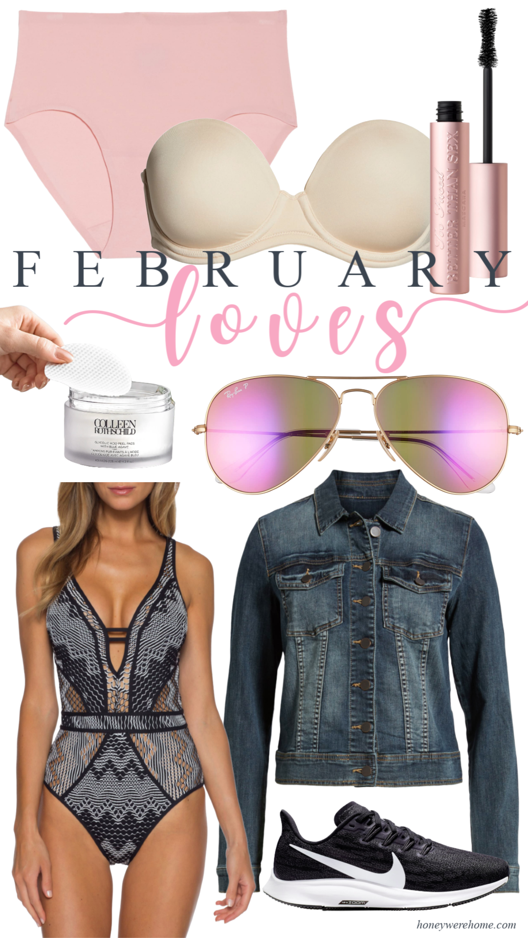 February Loves & I'm Giving Them to You