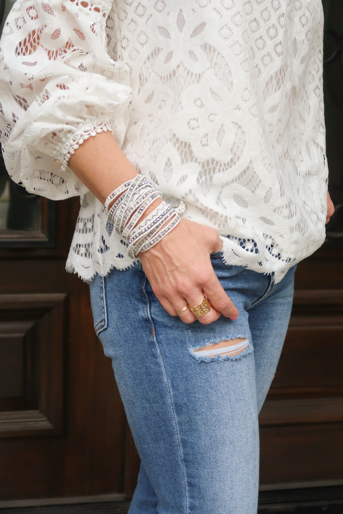 Sale on Victoria Emerson Wrap Bracelets