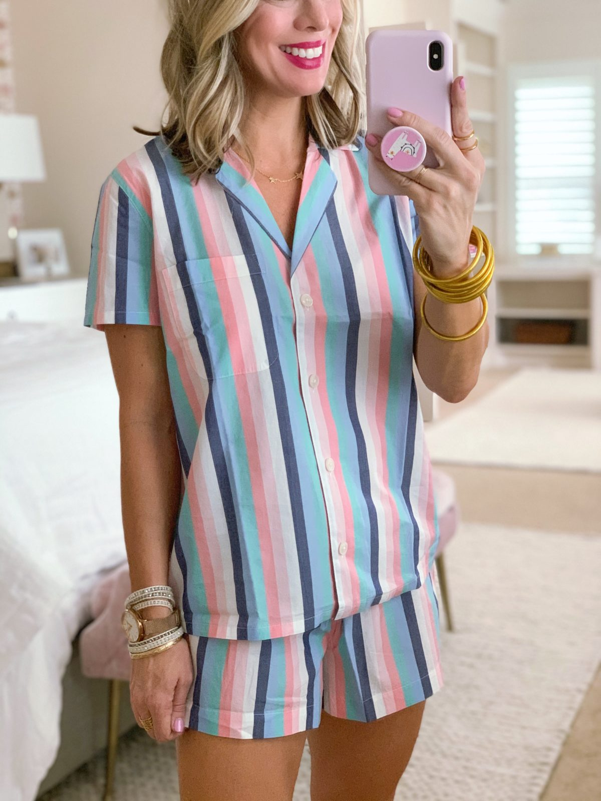 Striped Pajamas
