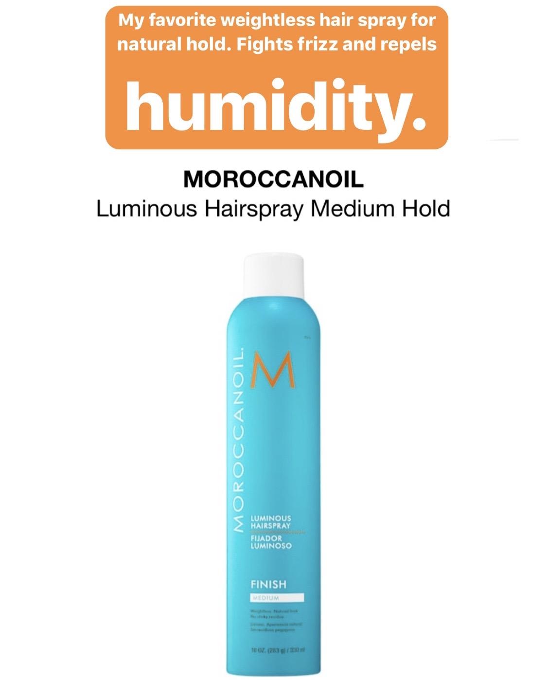 Sephora Sale - Moroccon Oil Hairspray