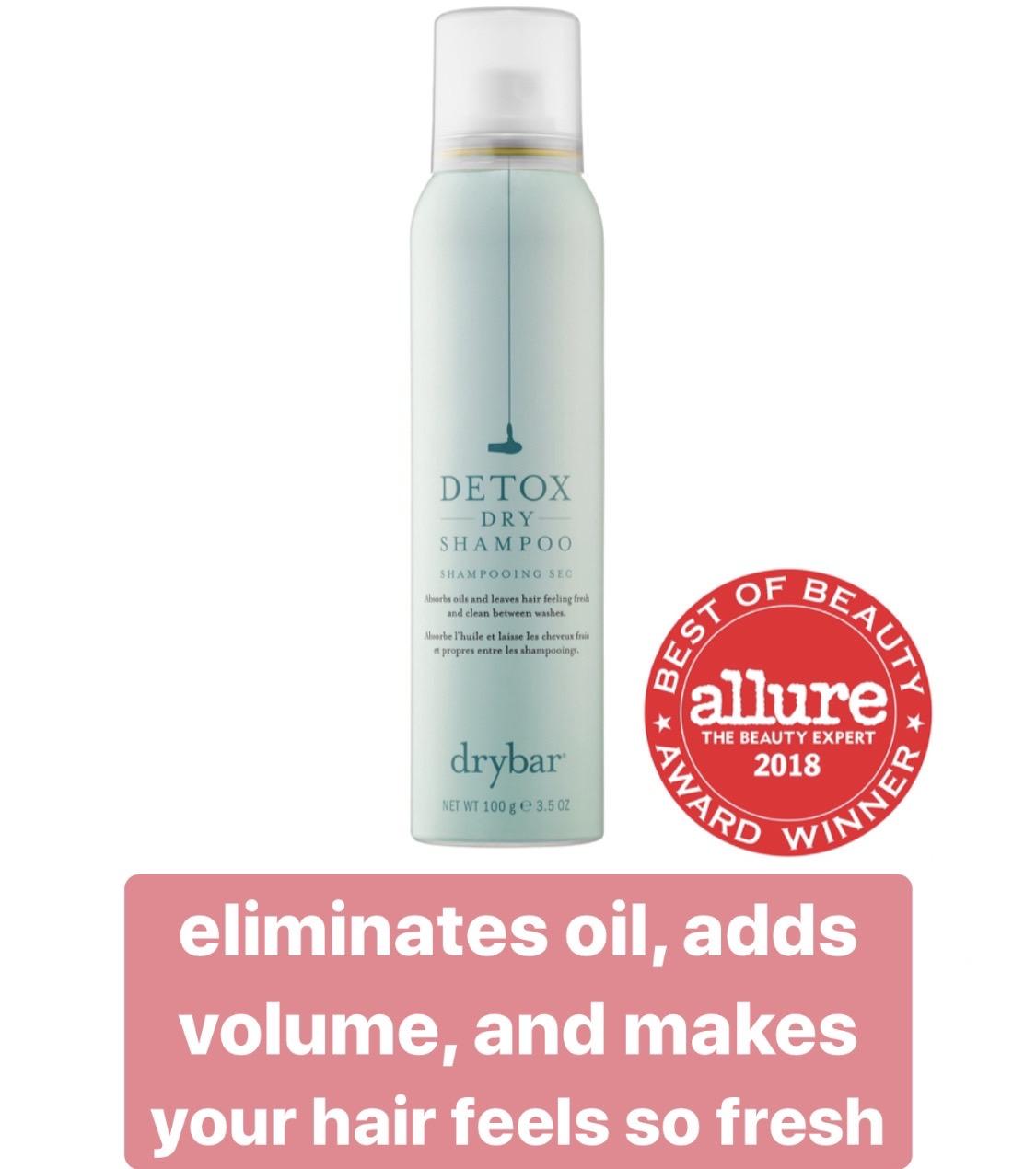 Sephora Sale - Dry Bar Dry Shampoo