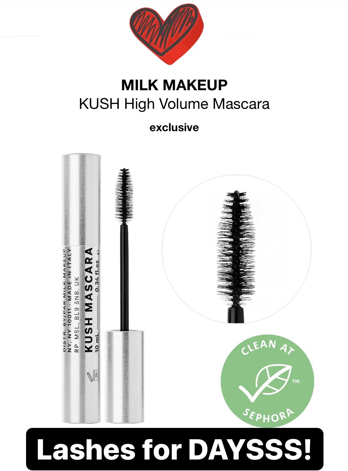 Sephora Sale - MILK Mascara