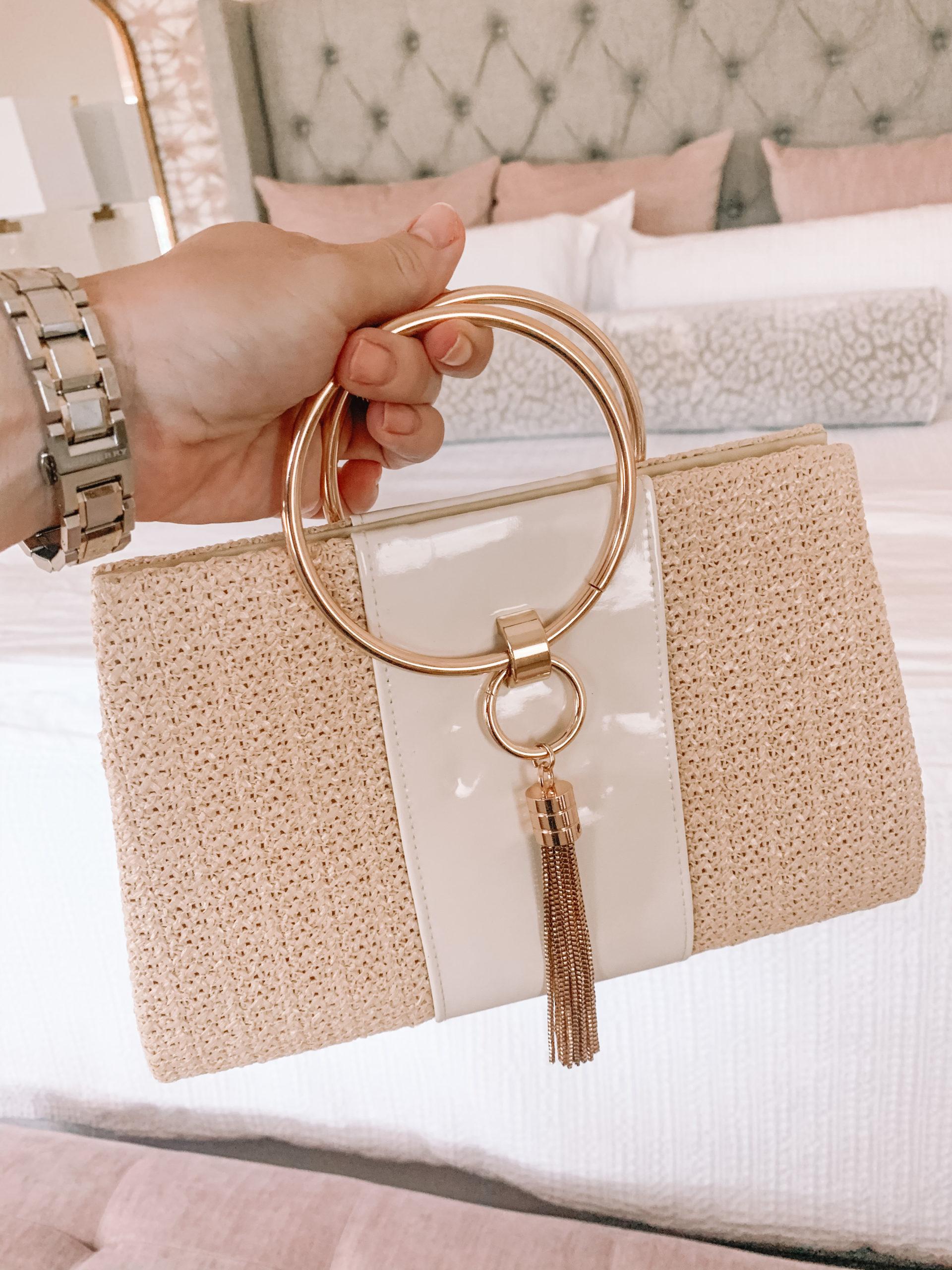 Amazon Fashion - Woven Bag