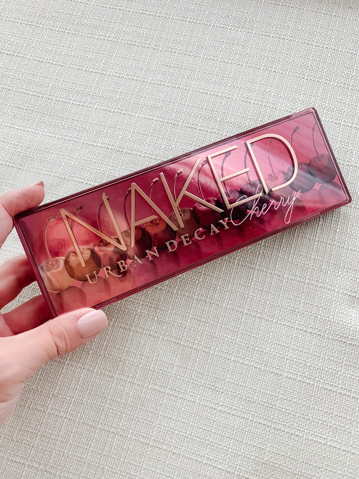 Naked Eye Shadow Palette
