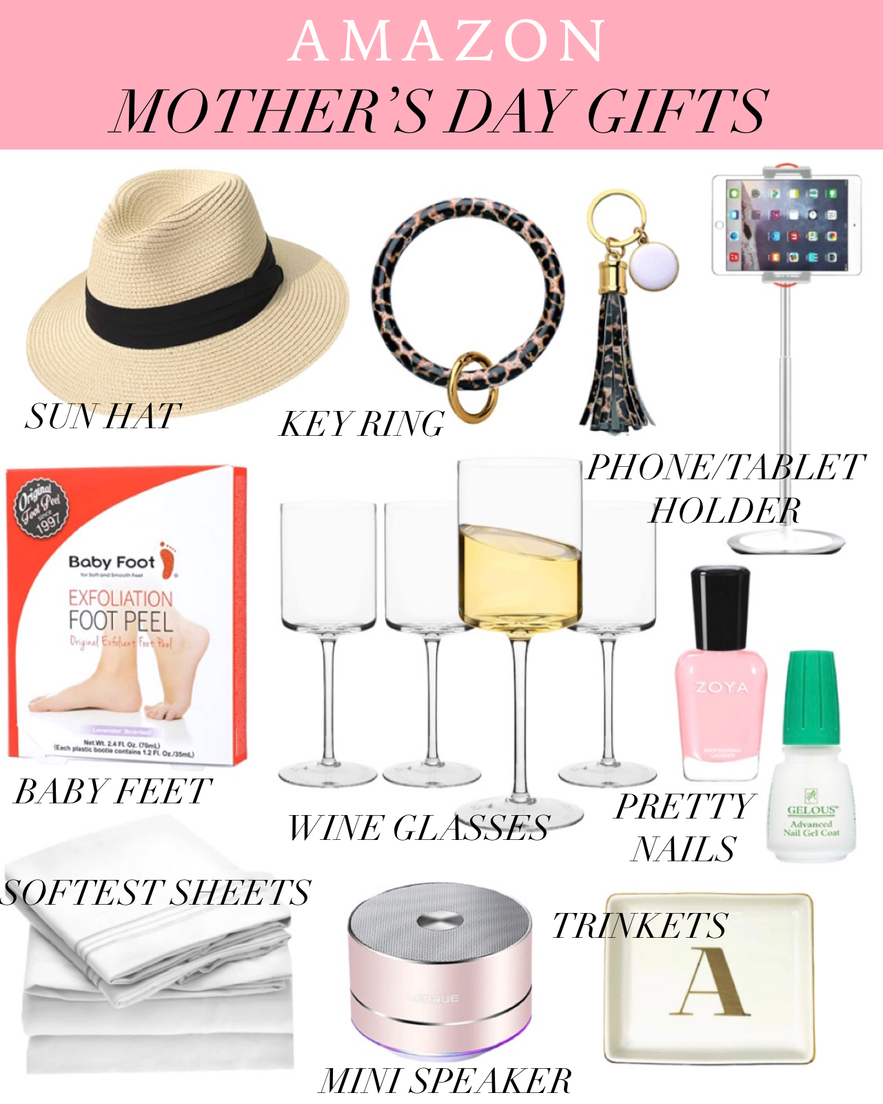 Mother's Day Gifts from Amazon