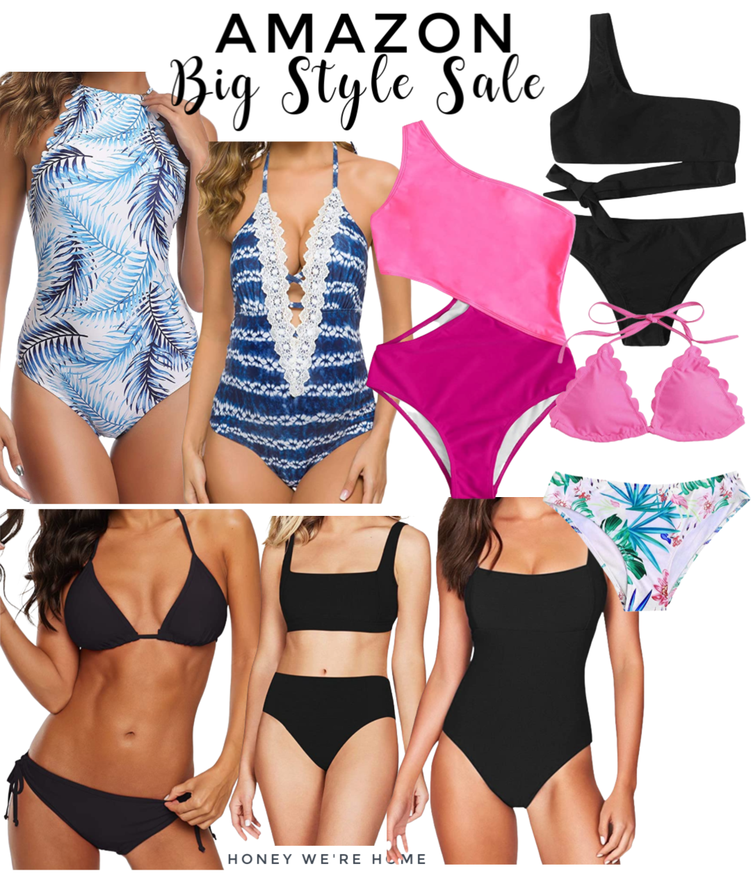 Amazon Big Style Sale Swimsuits