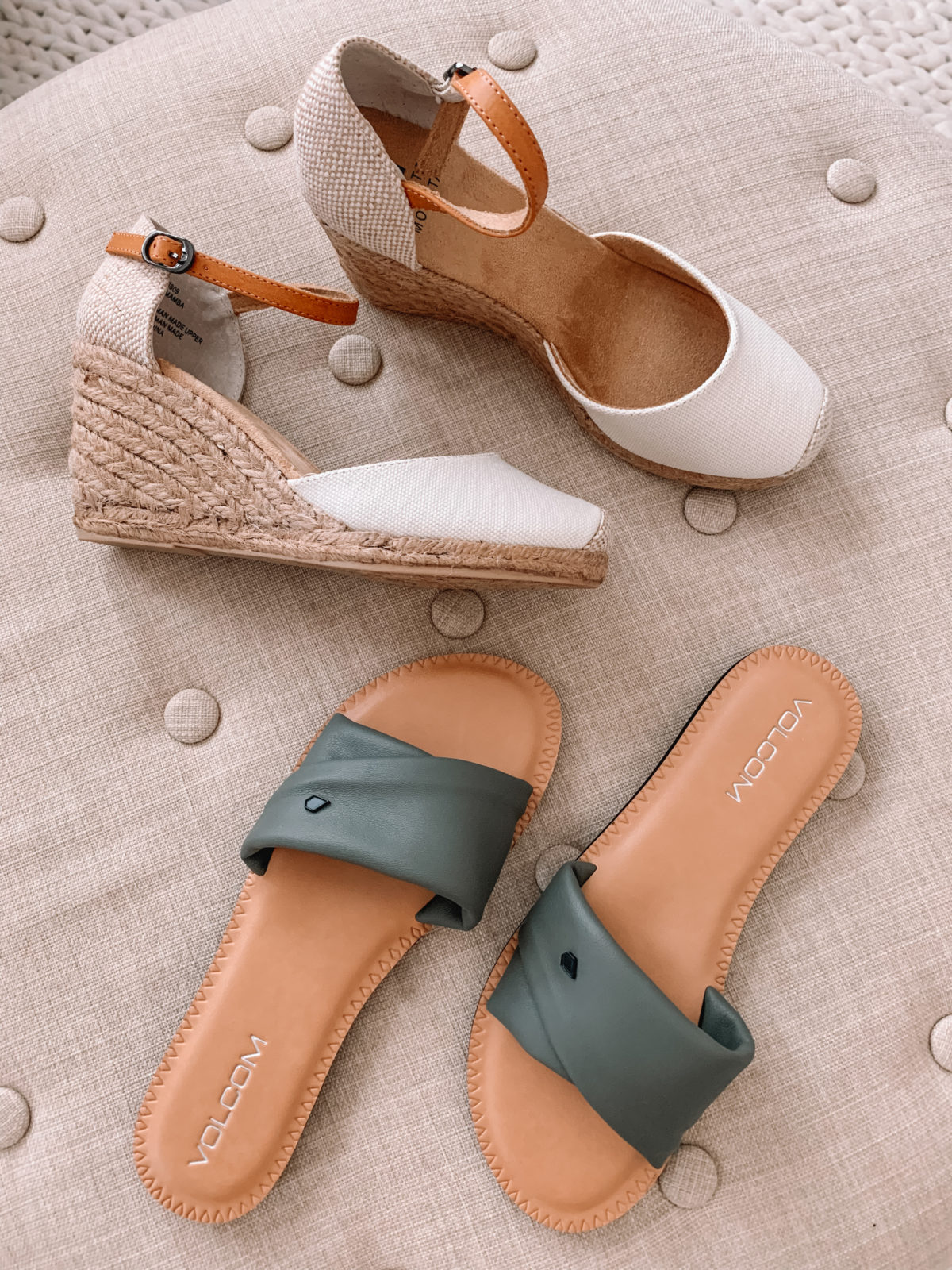 Amazon Fashion Finds, Espadrille Sandals, Slide Sandals