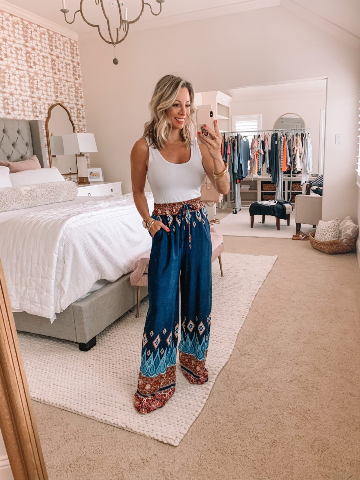Amazon Fashion Finds, Bodysuit, Boho Pants