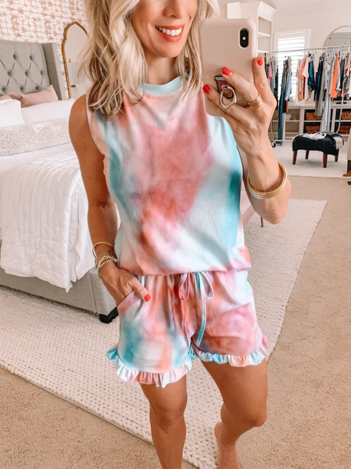 Amazon Fashion Finds, Tie Dye Pajamas