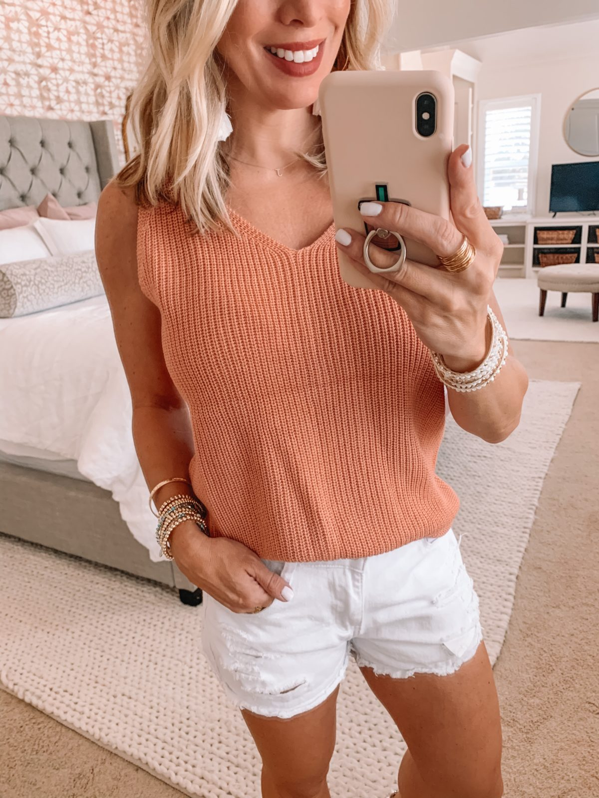 Amazon Fashion Finds, Sweater Tank, Shorts